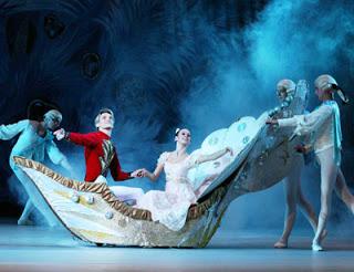 Μπαλέτο της Όπερας του Κιέβου-Καρυοθραύστης: Μαγικά Χριστούγεννα στο θέατρο Badminton