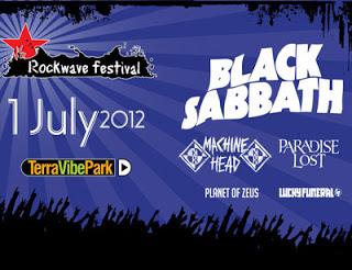 Οι θρυλικοί Black Sabbath στο Rockwave Festival