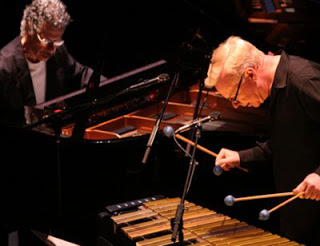 Chick Corea και Gary Burton στο Μέγαρο Μουσικής Αθηνών