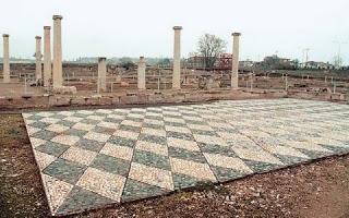 Εικονικός περίπατος στην αρχαία Πέλλα