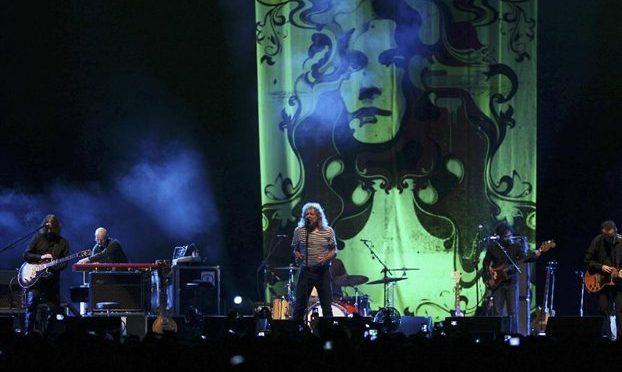 Οι Led Zeppelin και η ιστορική συναυλία του Λονδίνου στο Μέγαρο