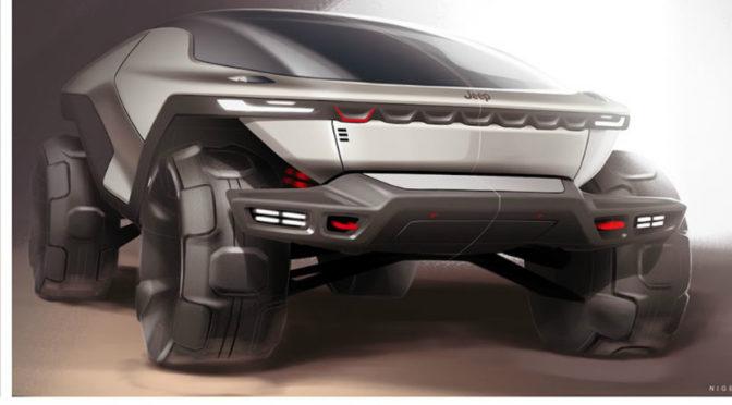 Το Jeep του μέλλοντος
