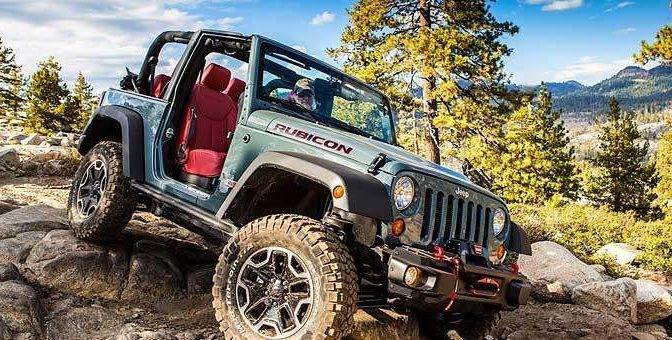 Οι προκλήσεις της Jeep